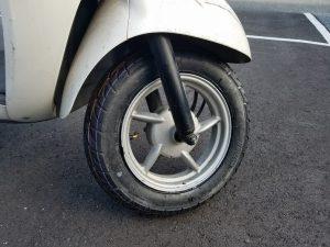 ビーノ出張タイヤ交換