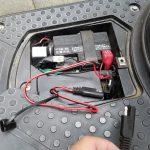 充電器のコネクター