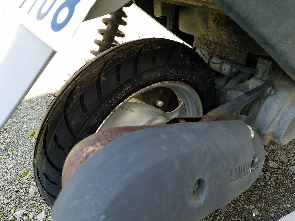スターター出張タイヤ交換