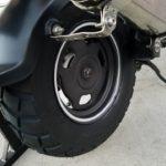 純正タイヤのKENDA