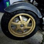 タイヤ交換のスマートディオ