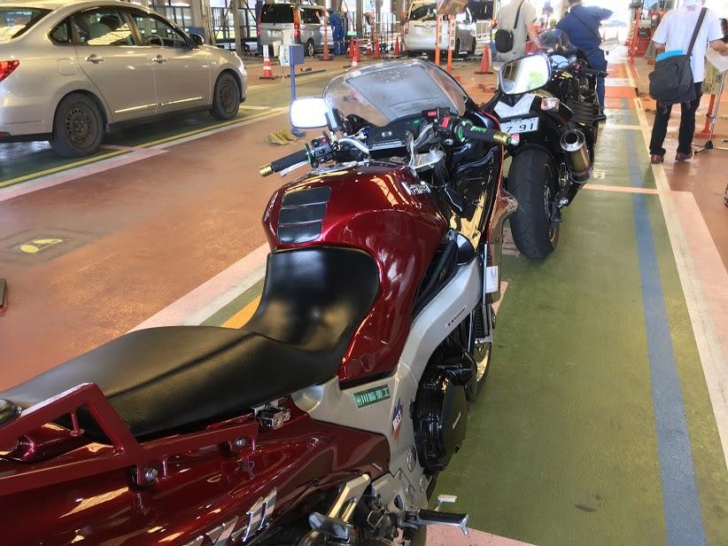 バイクの持ち込み車検