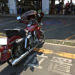 陸運局のバイク検査コース