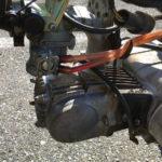 カブの燃料漏れ修理