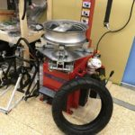 バイク用タイヤチェンジャー