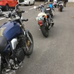イナズマ400のバイクユーザー車検